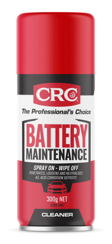 CRC Battery Maintenance 300gms CRC5097