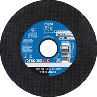 PFERD Cut of Wheel EHT125 1.0mm SG Steelox 61341112