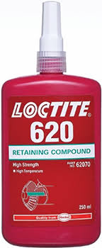 Loctite - 620 - Retaining Compound 50ml- 62050