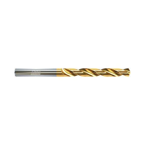 11/64in (4.37mm) Jobber Drill Bit Carded- Gold Series-C9LI1164