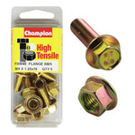 Champion Blister Flange Bolts and Nuts M8 x 16mm-FBM45