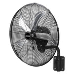 Kincrome Fanmaster Wall Mounted Fan 500mm 240V 3 Speed IFW500