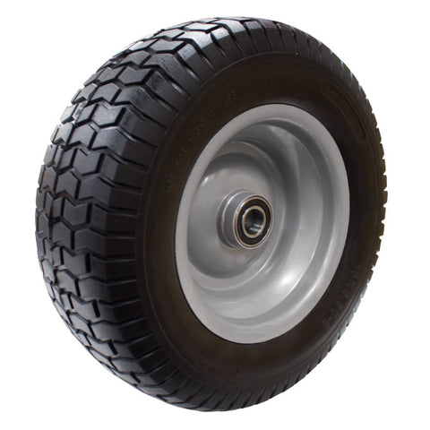 Richmond Puncture Proof Turf Tread Wheel 16x5.5x8 PF1659-1BB