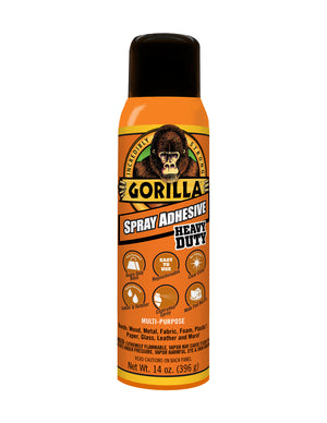 Gorilla Adhesive Spray Can 396G GG101741