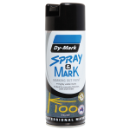Dy-Mark – BLACK- Spray & Mark Spray Can- 350g – 40013501