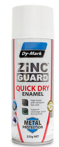 Dy-Mark – Zinc Guard – Dry Enamel GLOSS WHITE 325 g – 230932311