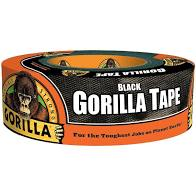 Gorilla Black Tape - Roll- 48mm x 32m GG60035