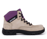Mack Axel WOMENS Lace Up Safety Boots – MK000AXELFNF