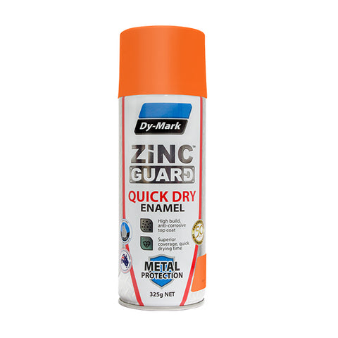 Dy-Mark – Zinc Guard – Dry Enamel ORANGE X15 325 g – 230932306