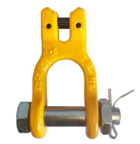 Austlift G80 Clevis Shackle, 5.3 T -13 mm 104313