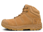 Mack Shift Zip-Up Safety Boots – Color Honey Only - MK0SHIFTZHHF