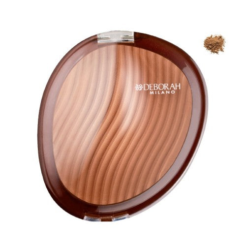 Deborah Milano Luminature Bronzing Powder 02