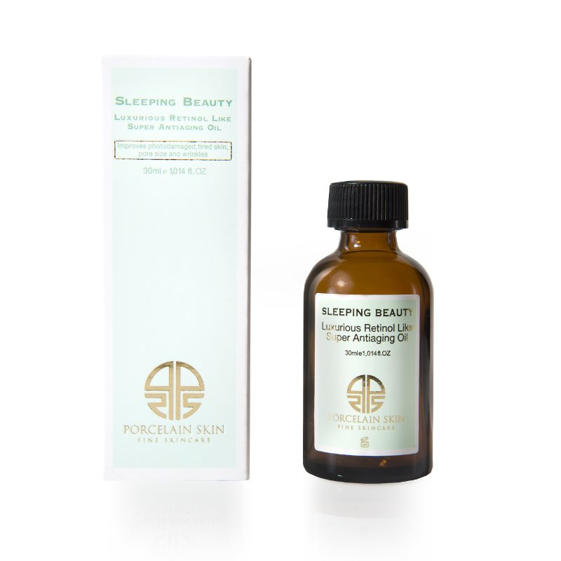 Porcelain Skin Sleeping Beauty Antiaging Oil 50ml