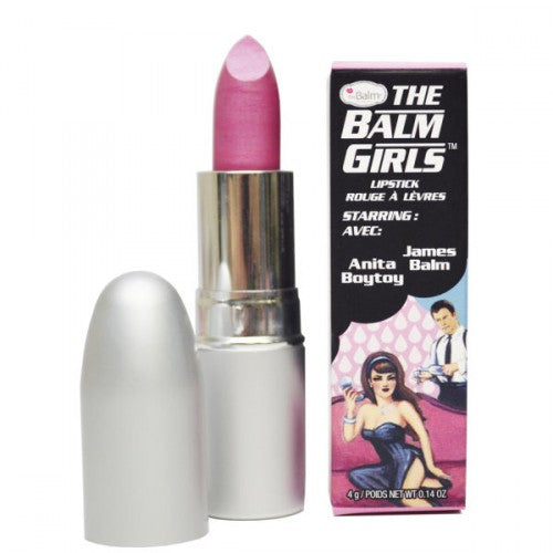 The Balm Girls Lipstick Anita Boutou