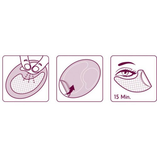 Reviderm Skintelligence Collagen Eye Pads 5pcs