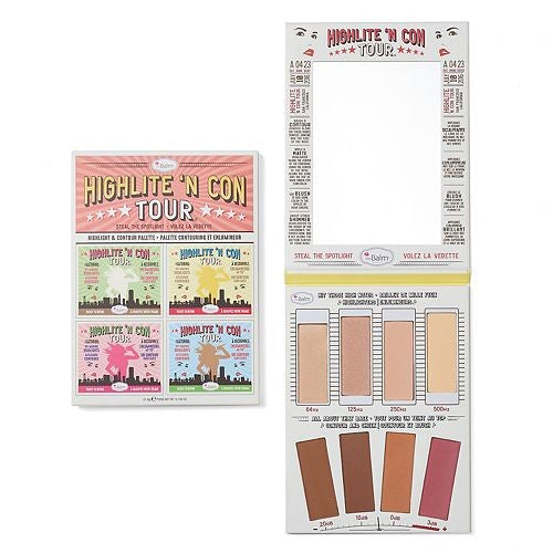 The Balm Cosmetics Highlite'n con Tour