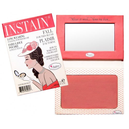 The Balm Cosmetics Instain Swiss Dot (Peach) Blush