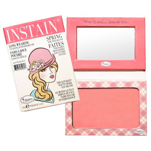 The Balm Cosmetics Instain Argyle (Petal Pink)
