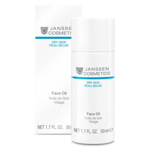 Janssen Cosmetics Face Oil 50ml