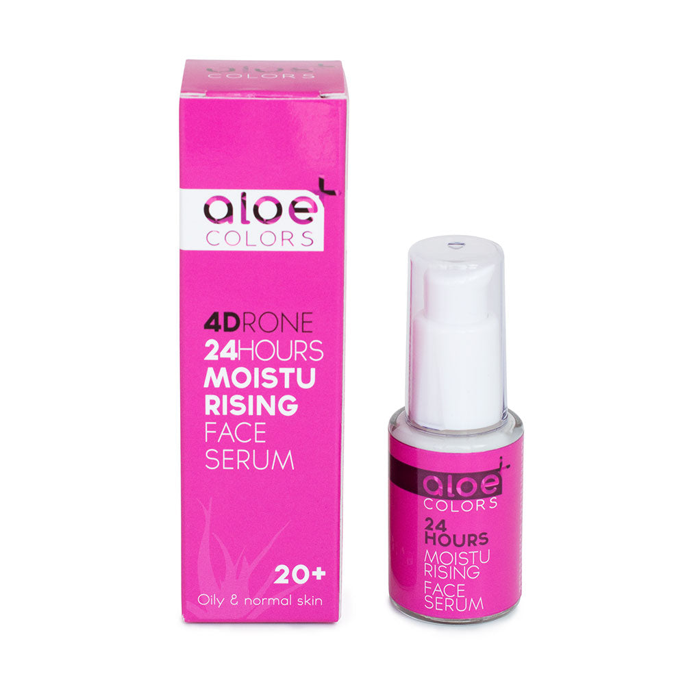 Aloe+Colors Moisturising Face Serum 30ml