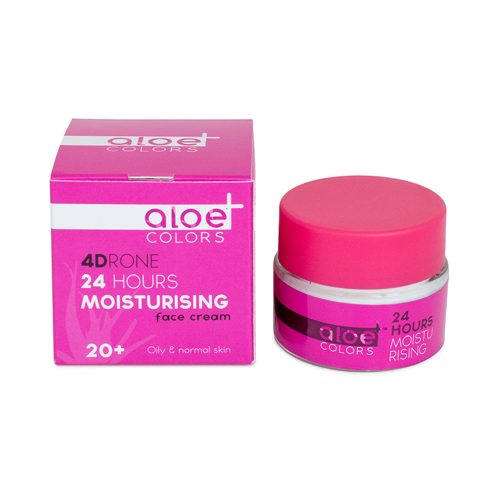 Aloe+Colors 24H Moisturising face cream 50ml