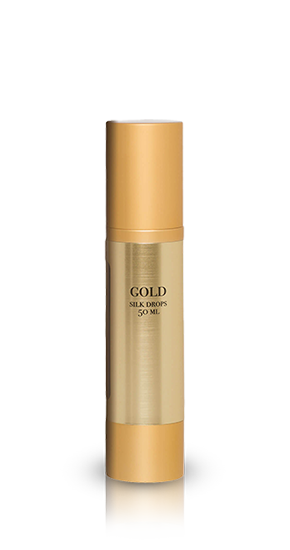 Gold Professional Haircare Silk Drops 50ml