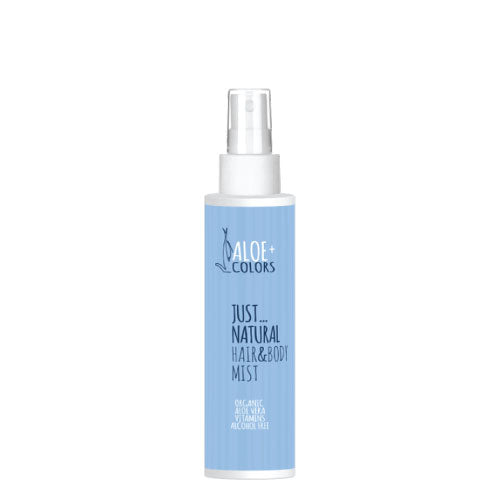 Aloe+Colors Hair & Body Mist Just Natural 100ml