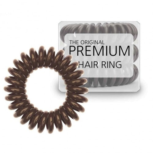 The Original Premium Hair Ring Brown