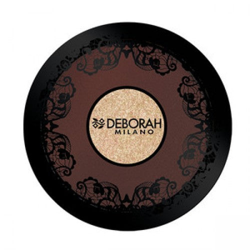 Deborah Milano Midnight Party Ombretto Duo Shimmering o2 Chocolate Gold