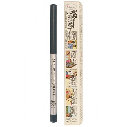 The Balm Cosmetics Mr.Write(Now) Raj B.Navy Eyeliner Pencil Blue