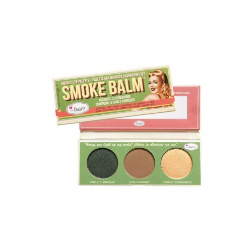 The Balm Cosmetics Smoke Balm Volume2 Palette