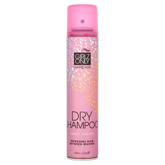 Dry Shampoo Girlz Only Party Nights 200ml