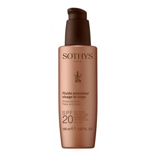 Sothys Protective Fluid Face & Body SPF20 150ml