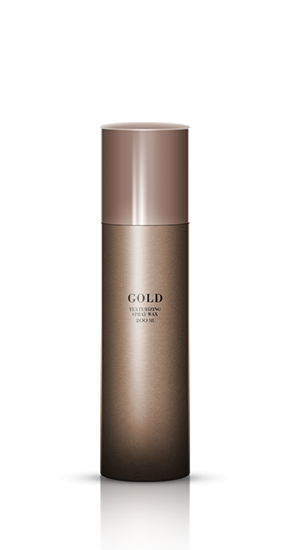 Gold Professional Haircare Texturizing Spray Wax 200ml