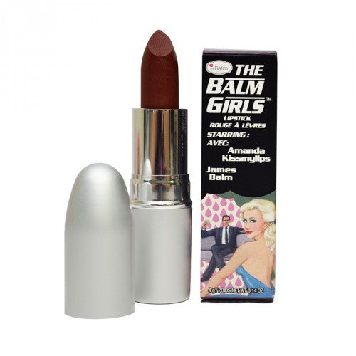 The Balm Girls Lipstick Amanda Kissmylips