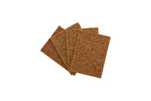 Load image into Gallery viewer, Natural Coconut Coir Dish Washing Scrub Pads - Pack of 4