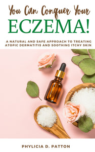 You Can Conquer Your Eczema Ebook | Priority Skincare | Priorityskincare