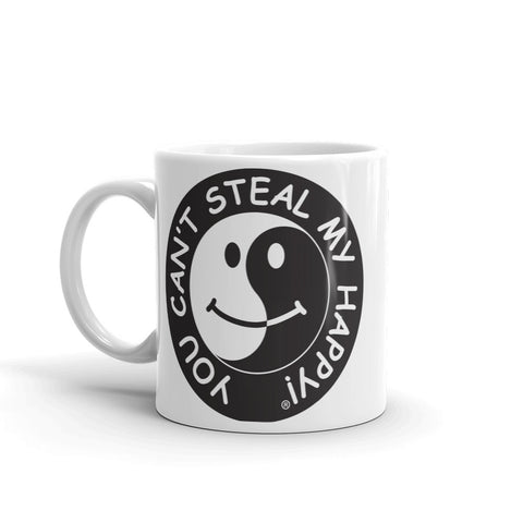 Happy Yin/Yang Coffee Mug