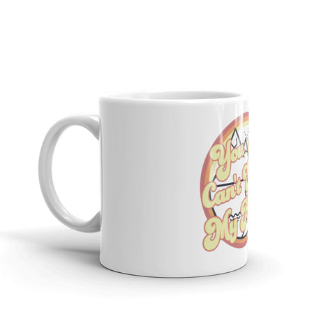 Happy Mountain Coffee Mug