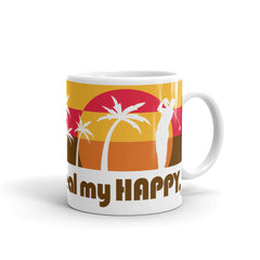 Happy Golfing Coffee Mug