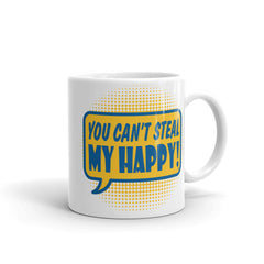 Happy Comic Coffee Mug