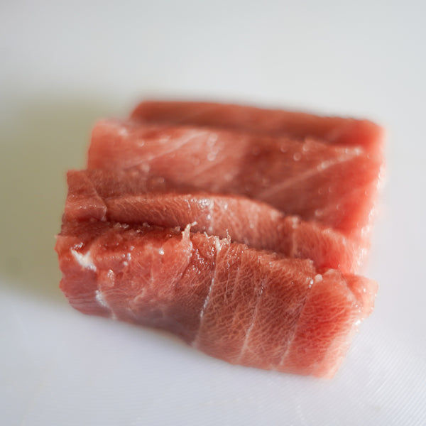 Frozen Bluefin Maguro Chutoro (Semi-Fatty Tuna) 350g