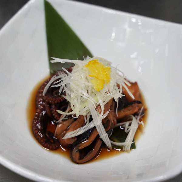 Simmered Tender Akashi Octopus