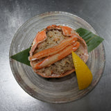 Red Snow Crab in Shell