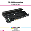 Cartucho de Toner Compatible con: Brother®-DR360