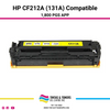 HP CF212A (131A) Amarillo Compatible