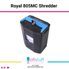 Royal MicroCut 805MC Shredder
