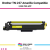 Cartucho de Toner Compatible con: Brother®-TN227 Yellow
