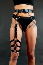InternetXdoll Leg Harness Griffin Canel Aylin
