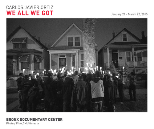 WE ALL WE GOT: SIGNED BY CARLOS JAVIER ORTIZ